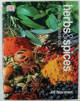 Jacob recommends: Herbs & Spices: The Cook's Reference By Jill Norman, DK Publishing