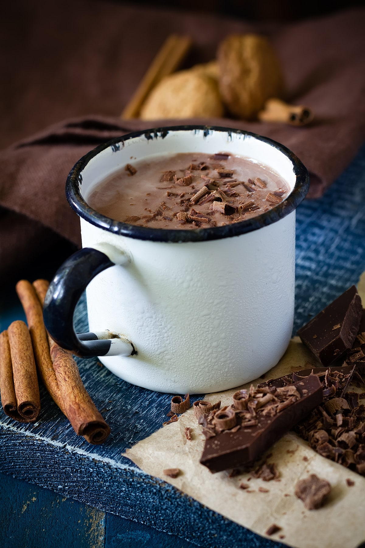 Warm Up! With Homemade Hot Chocolate - Living Magazine
