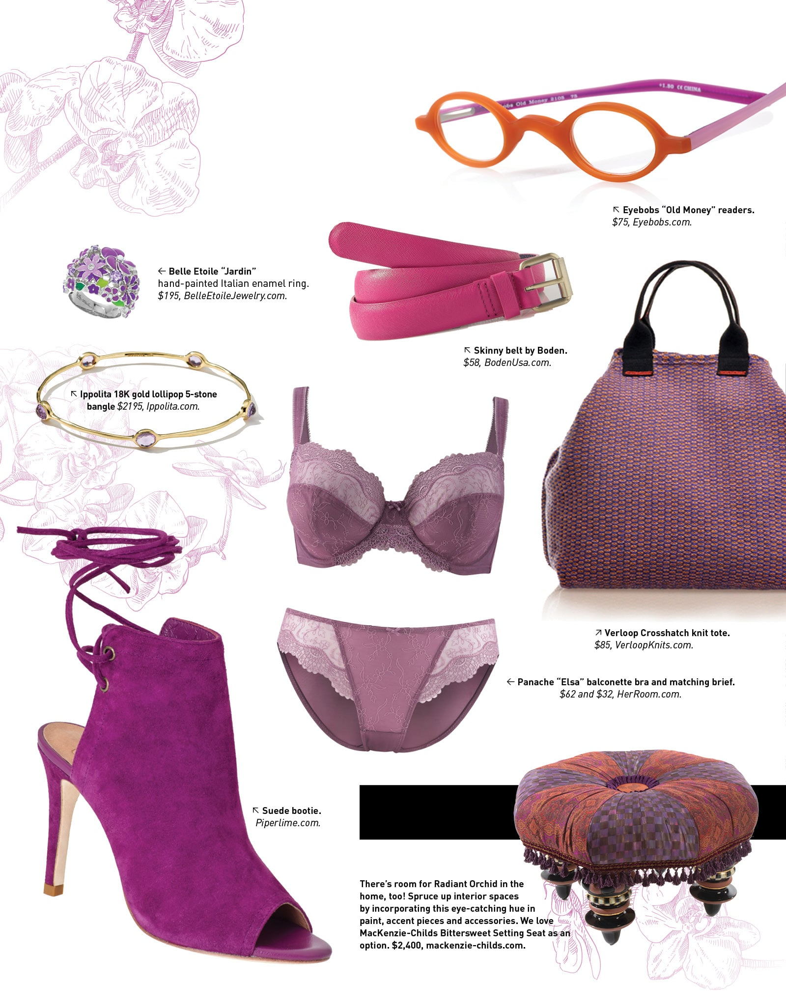 2014 Color of the Year Fashion