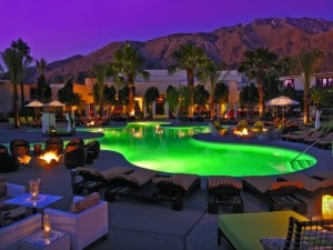 Glittery Girls' Getaway in Palm Springs