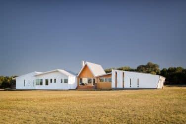 Self-sustaining home in Wimberley Texas