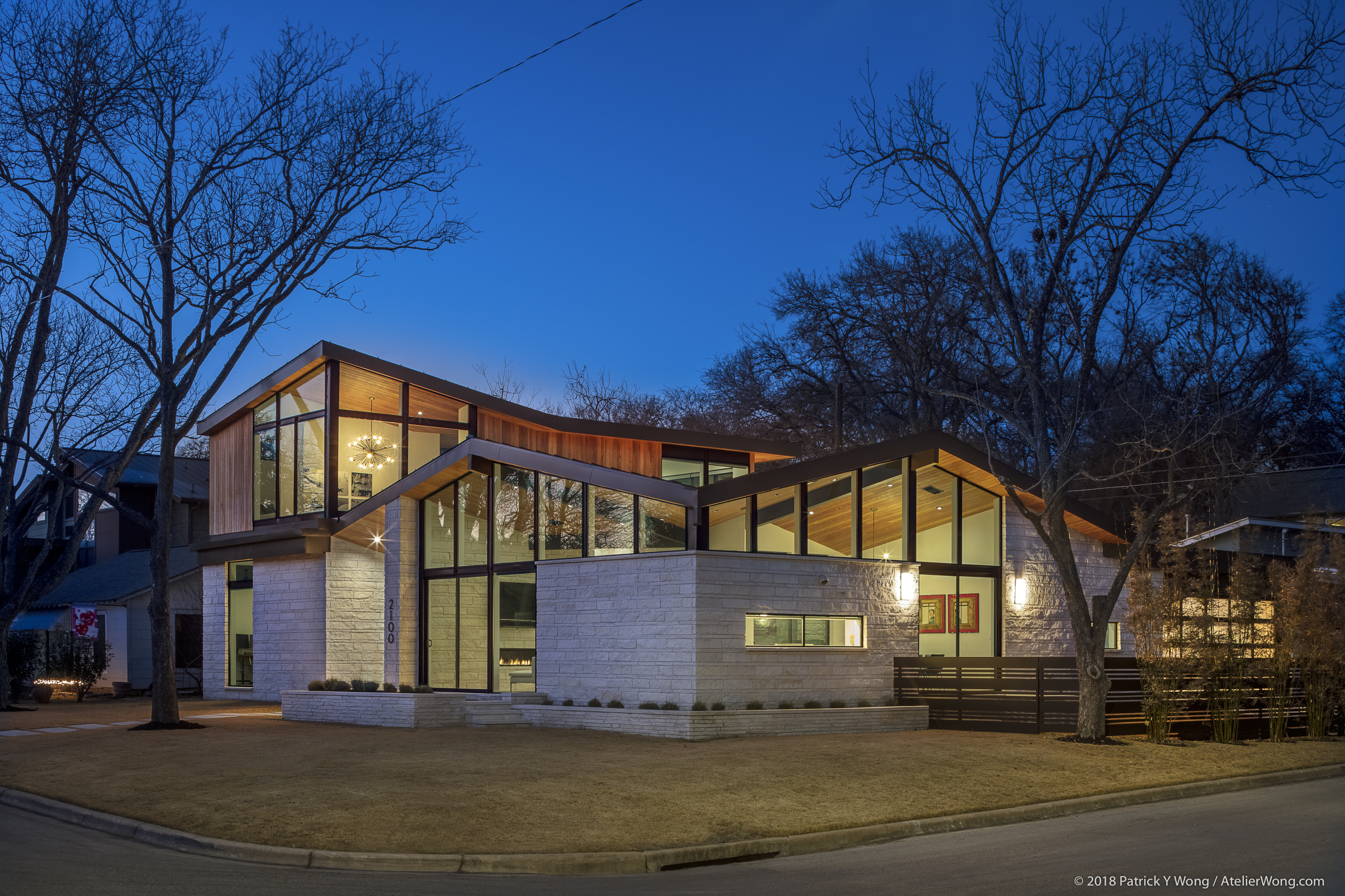 2 story modern home tour