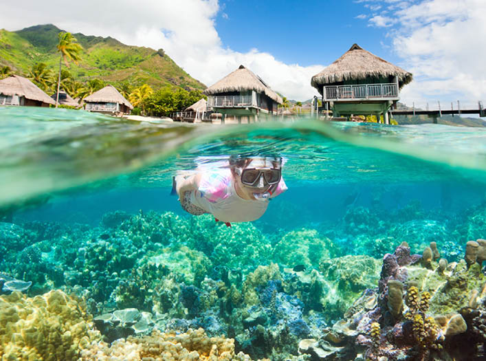 Book popular activities (diving, aqua safari, lagoon cruises) before you arrive in Bora Bora. They tend to fill up quickly.