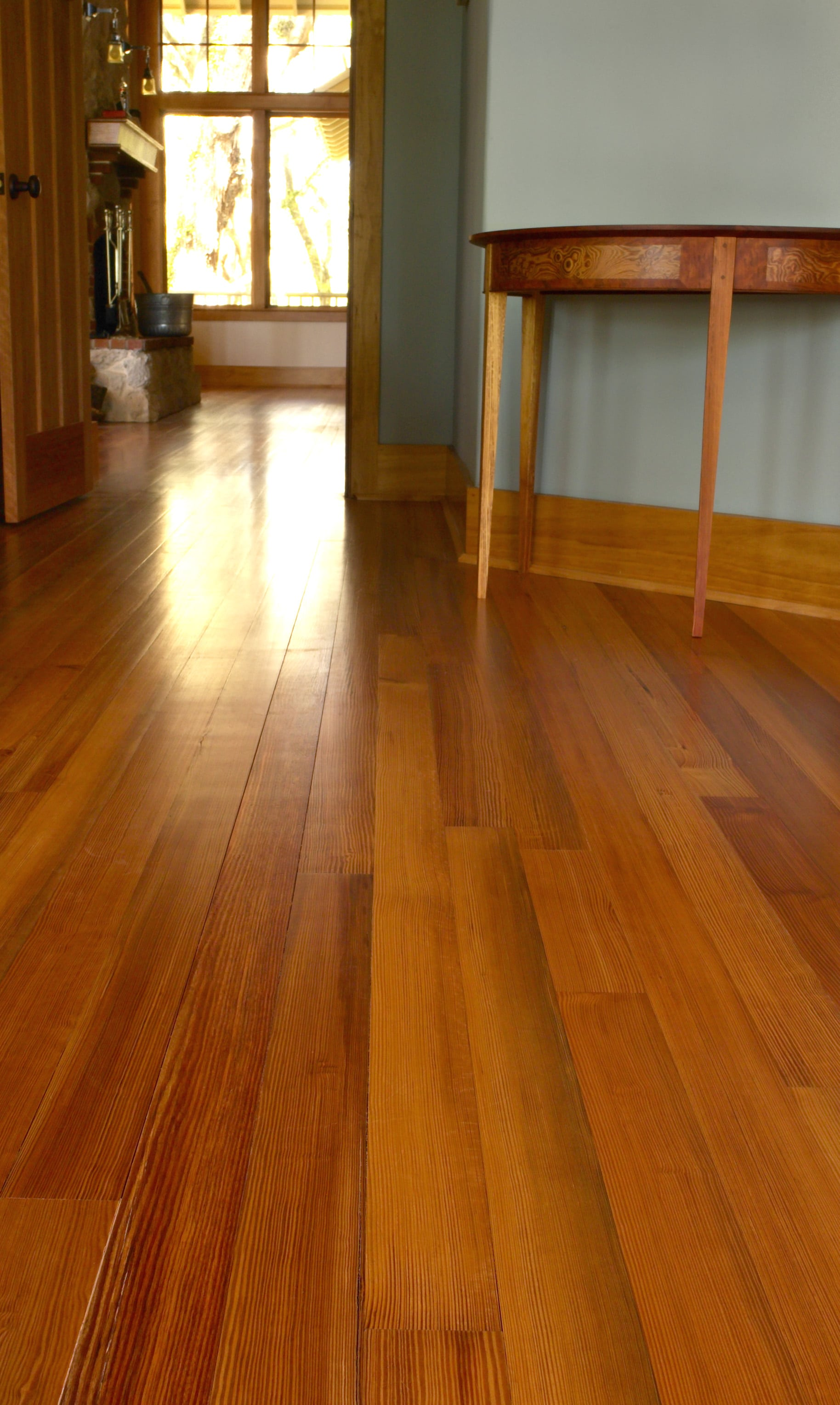 Rubber wood flooring residential gurus floor for Residential wood flooring