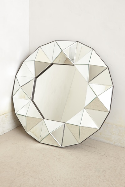RESIZED Round Venetian Mirror