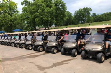 Hands and Hearts celebrates successful fundraising tournament