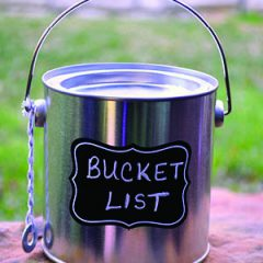 Kasey's Bucket List