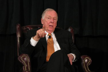 Energy tycoon T. Boone Pickens shares posthumous wise words