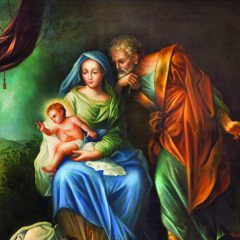 God + Mary = Jesus