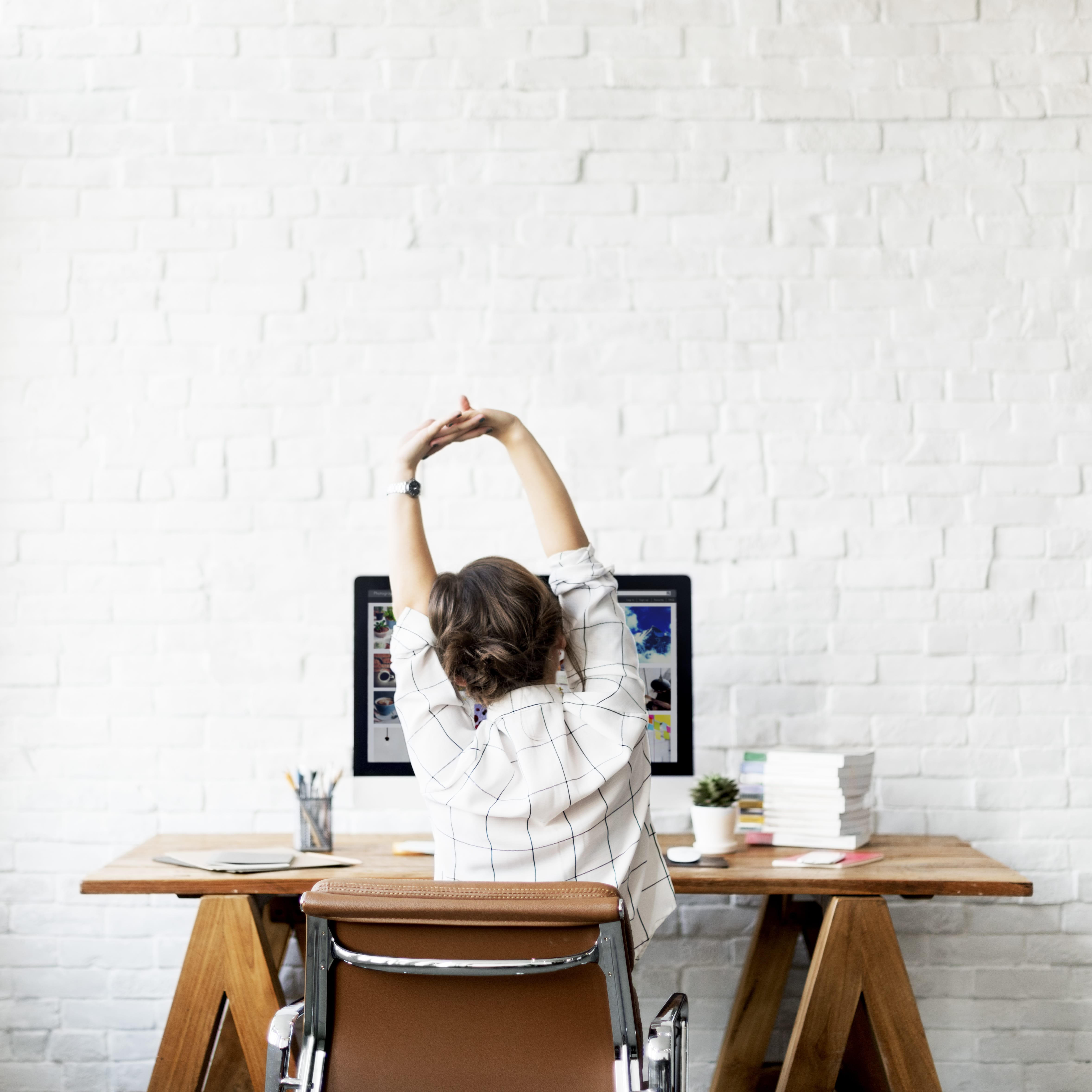 Improve Your Health and Posture with Everyday Activities and exercises you can do at work