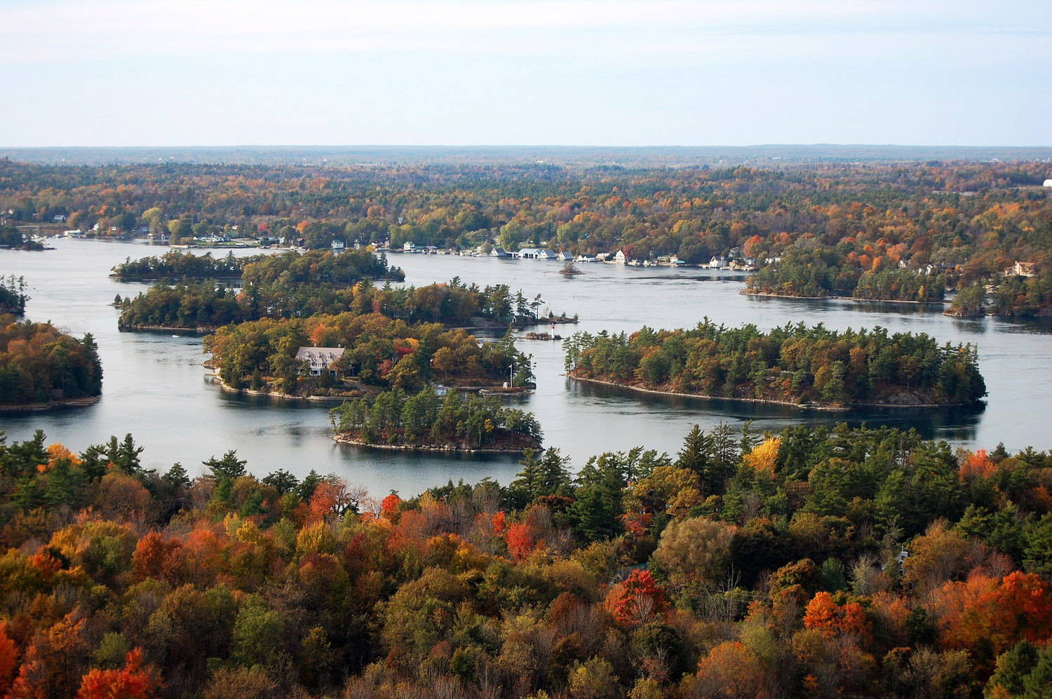 things to do and see in thousand island travel