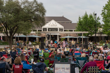 The Woodlands Fall Concert Series October Music