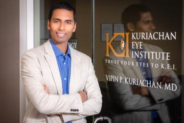 Kuriachan Eye Institute Vipin P. Kuriachan, MD