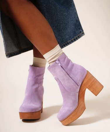 Falling For Boots