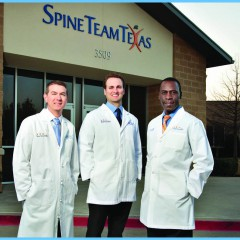 Spine Team Texas Richardson