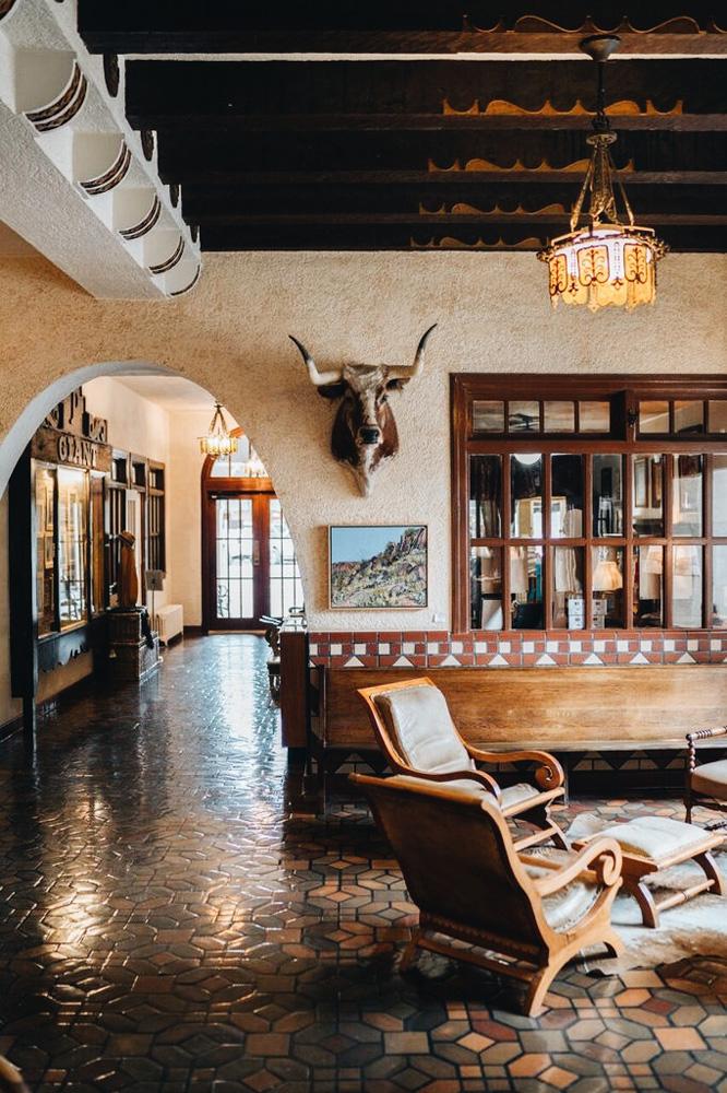 marfa historic hotel marfa tx