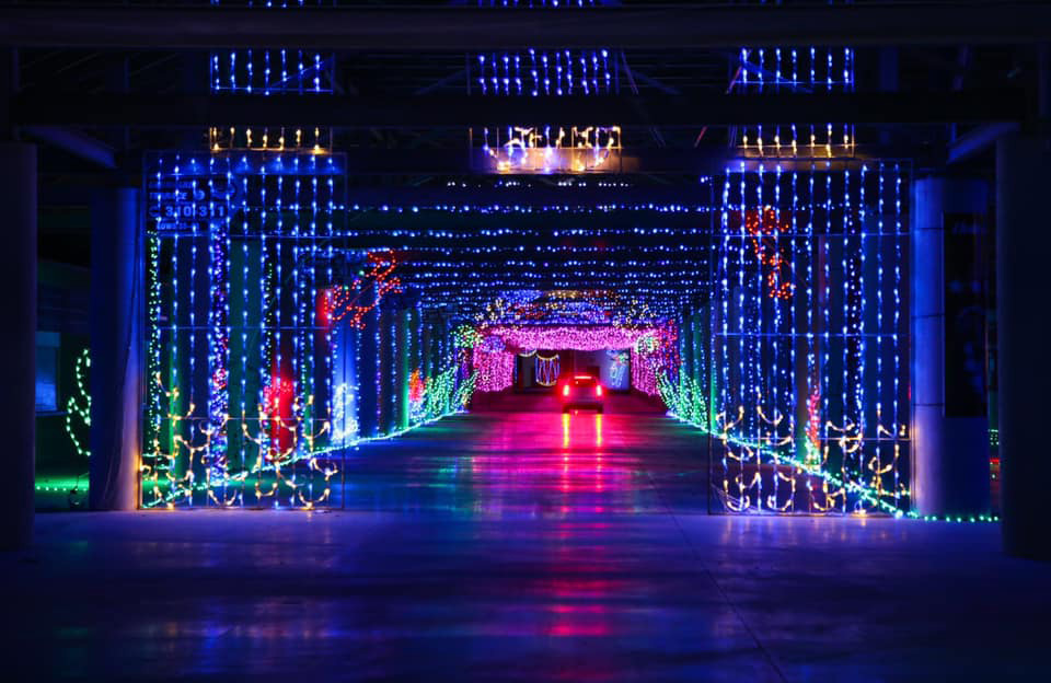 Texas Motor Speedway Gift of Lights in Fort Worth