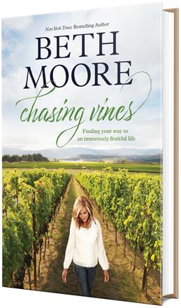 Beth Moore Chasing Vines Excerpt