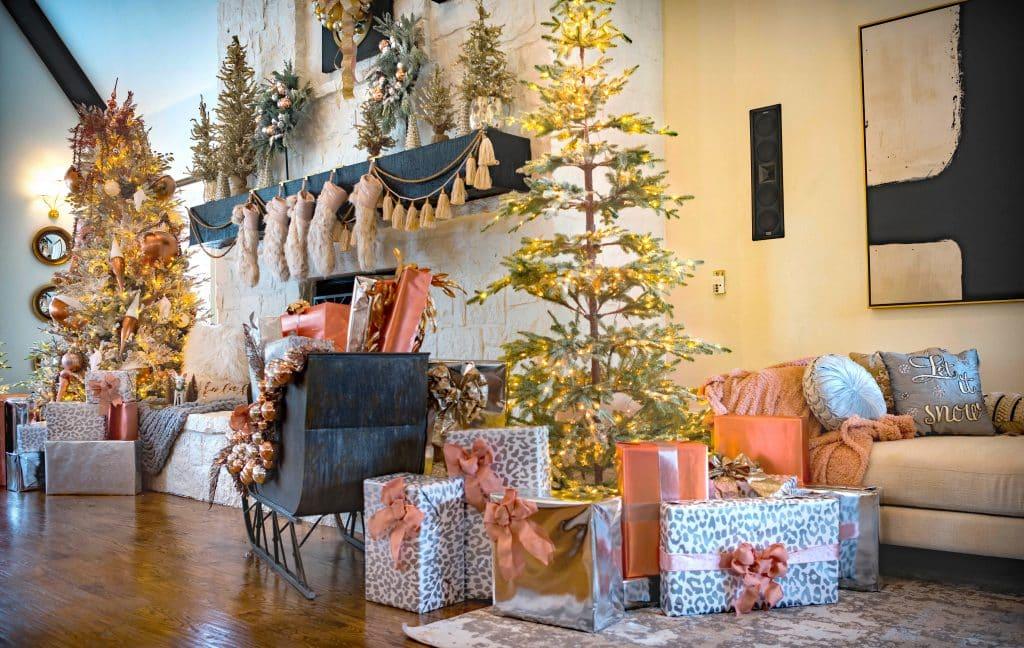 Holiday Decorating - Living Magazine