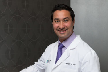 Dr. Mark Valente's goal is to help you live your life comfortably without back pain