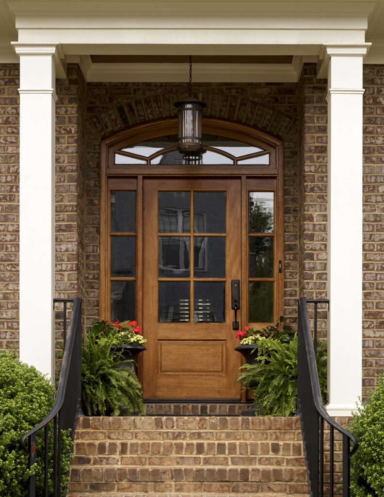 Front Door Facelift - Living Magazine
