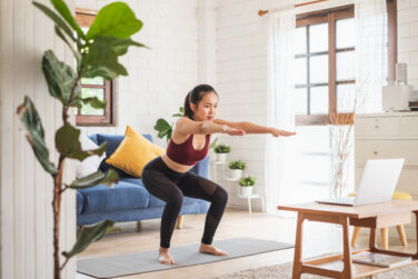 Four exercises to boost your energy levels and increase productivity