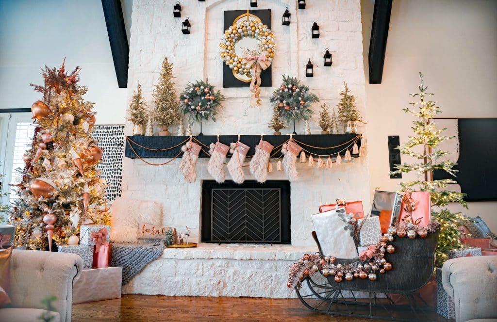 Holiday Decor - Living Magazine