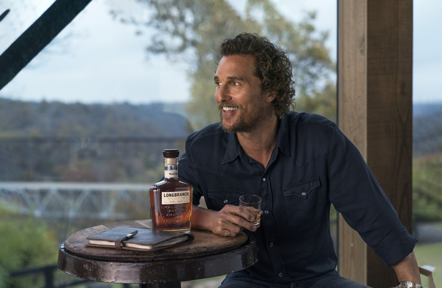 Mixing with McConaughey