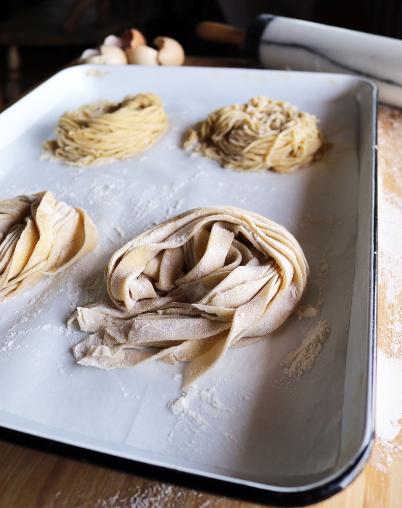 homeade pasta recipe