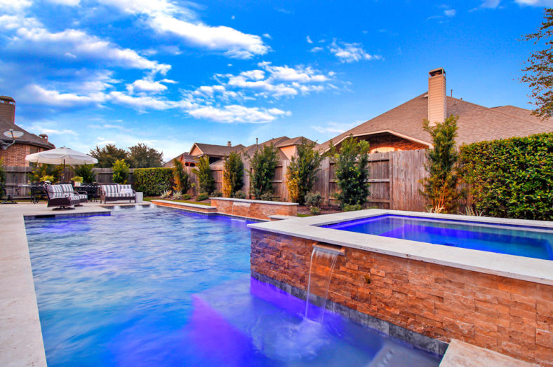 build the backyard pool of your dreams houston texas